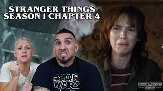 Stranger Things 'Chapter Four: The Body' REACTION!