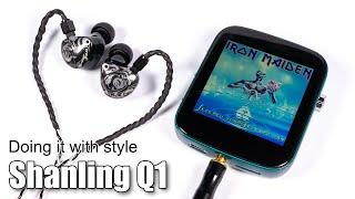 Shanling Q1 digital audio player review