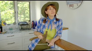 Kelly Anne Burns reel