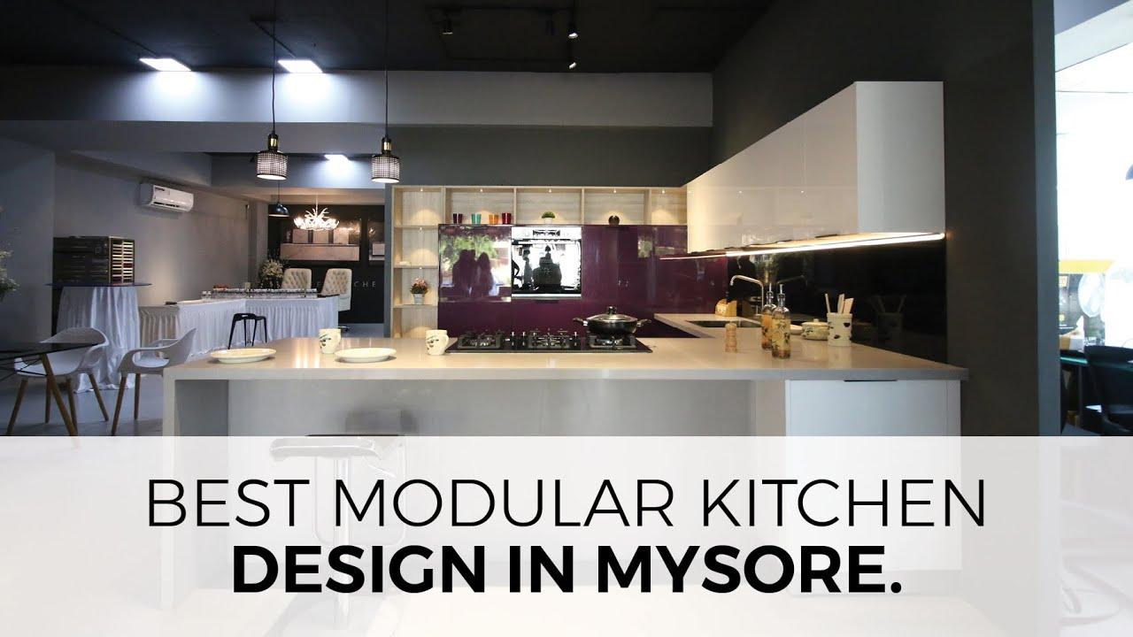 Best Modular Kitchen And Wardrobes Mysore Best Modular Kitchen Brand Wurfel Kuche Youtube