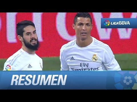 Resumen de Real Madrid (6-0) RCD Espanyol