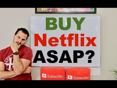 How much does it cost to buy netflix stock
