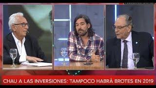 19-12-2018 - Carlos Heller en C5N – M1, con Gustavo Sylvestre – #RiesgoPaís #Unidad