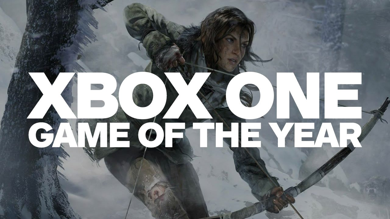 Why Rise Of The Tomb Raider Is The Xbox One Game Of The