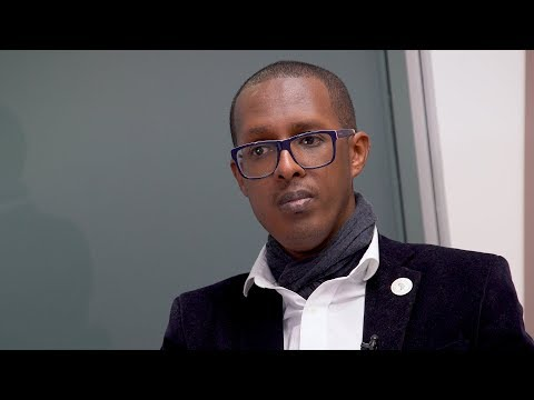 """Professor Benyam Dawit Mezmur: """"The Convention on the Rights of the Child, and Australia."""""""