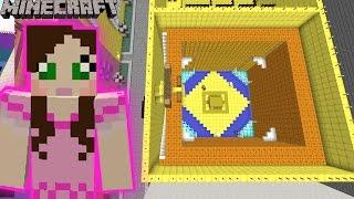 minecraft treasure hunting game pat jen themepark 8
