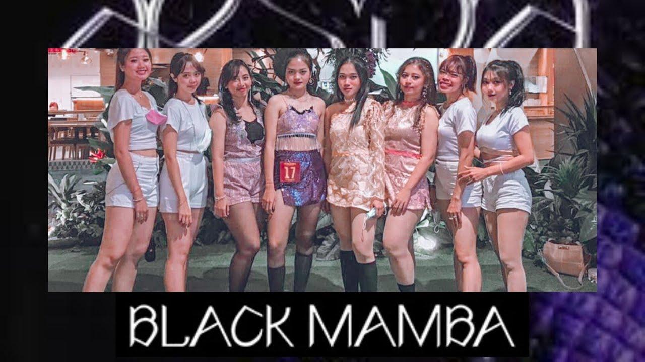 AESPA (에스파) - BLACK MAMBA STAGE PERFORMANCE D'LIGHT DANCE COVER