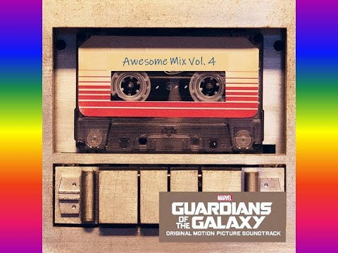 My Awesome Mix Vol. 4