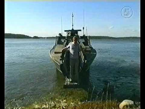 Motorjournalen Stridsbåt 90/Combat Boat 90