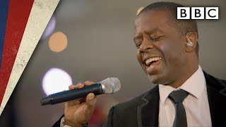 'They Can't Take That Away From Me' - Adrian Lester | VE Day 75 - BBC