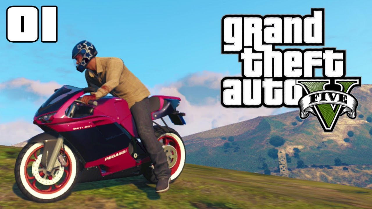 gta 5 bike stunts 01 gta v jumps stunts and crashes youtube. Black Bedroom Furniture Sets. Home Design Ideas