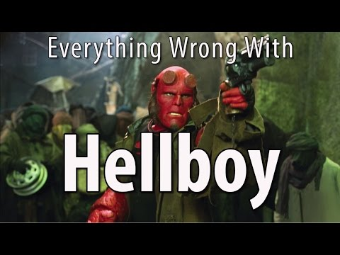 Thumbnail: Everything Wrong With Hellboy In 16 Minutes Or Less