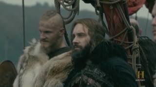 Vikings - Björn and Rollo Talk About Ragnar [Season 4B Official Scene] (4x17) [HD]