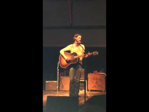 Ryan Bingham live at the cains in Tulsa southside of heaven