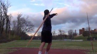 Tanner McConvey  Injury:Javelin Story