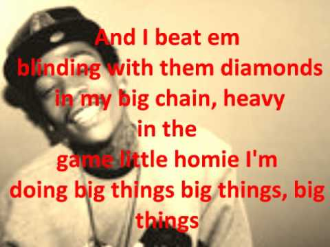 Wiz Khalifa - Mezmorized w/ lyrics