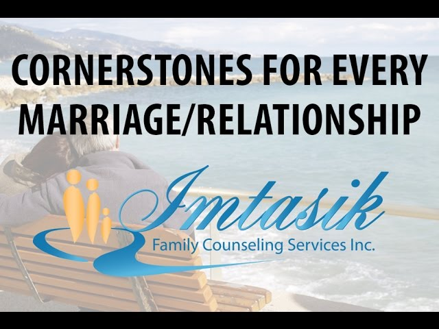 Dr. Ira L. Lake - Imtasik Family Counseling Inc. - Cornerstones For Every Marriage Relationship