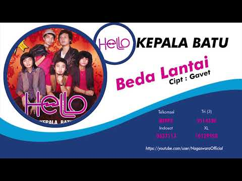 Hello - Beda Lantai (Official Audio Video)