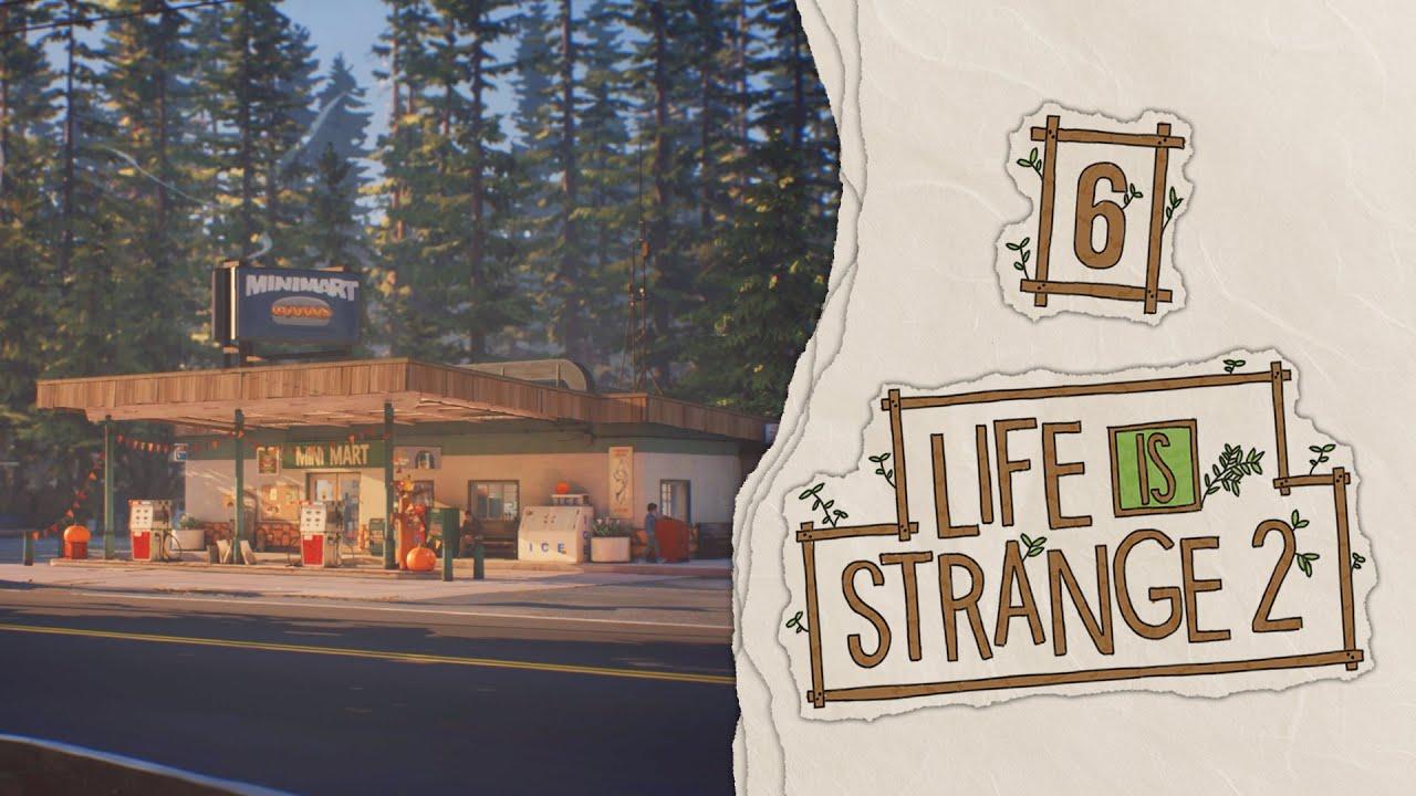 Life is Strange 2 - Cap. 6 - Provisiones