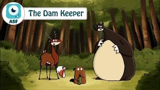 Animated stories of animals - The dam keeper short film - 720HD