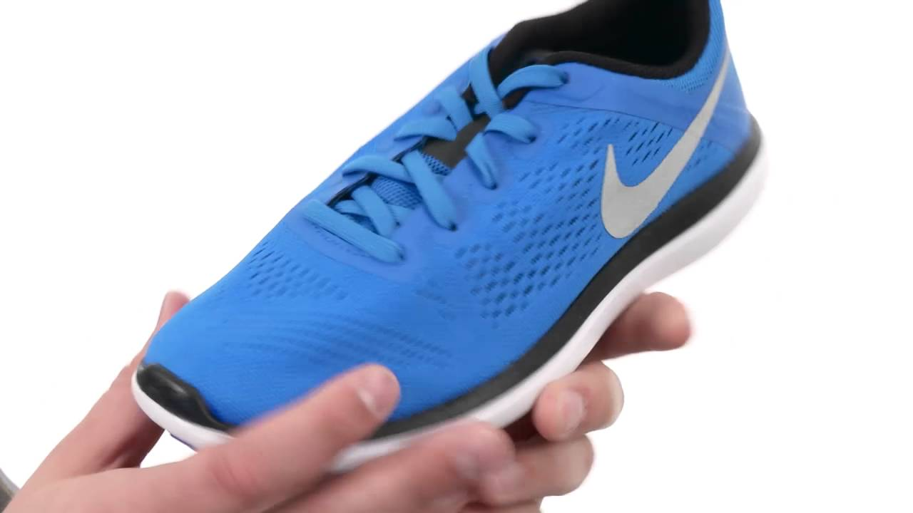 698be021a09b Nike Kids Flex 2016 RN (Big Kid) SKU 8667809 - YouTube