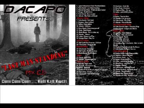 LAST MAN STANDING DANCEHALL MIX 2009 (VYBZ KARTEL, MAVADO, AIDONIA & MORE) mixed by DaCapo