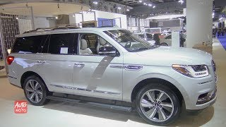 2019 Lincoln Navigator - Exterior And interior Walkaround - 2019 Montreal Auto Show