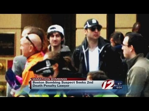 Tsarnaev Seeks Death Penalty Lawyer