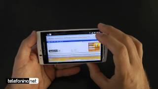 Sony Ericsson Arc S videoreview da Telefonino.net