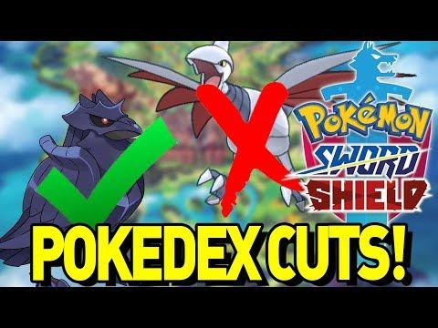 THE GALAR POKEDEX CUTS! POKEMON SWORD and SHIELD Pokedex Discussion!