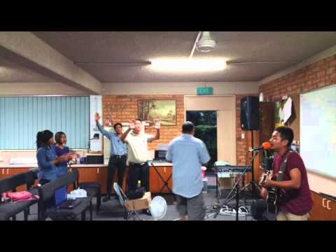 Saya San Toe Bible Study, Part 1(Brisbane Queensland Australia)