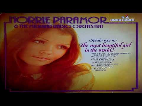 Norrie Paramor   The Most Beautiful Girl In The World  (1974) GMB