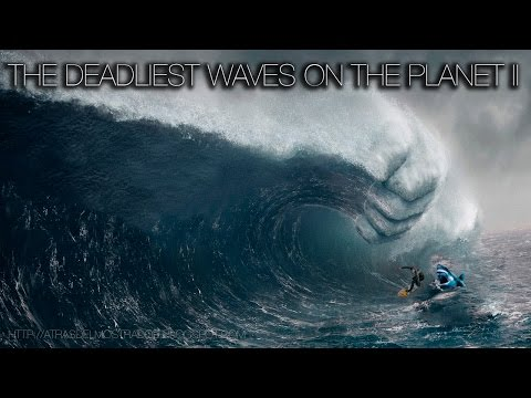 SURF: DEADLIEST WAVES ON THE PLANET (PART 2) | SHIP STERN BLUFF, CYCLOPS, THE RIGHT, PIPELINE