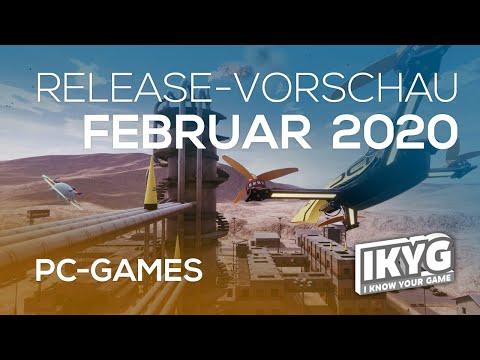 Games Neuerscheinungen 2020