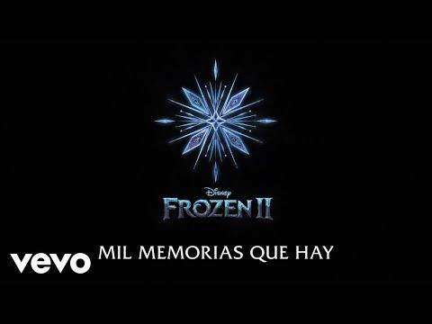"""Leslie Gil - Mil Memorias De """"Frozen 2""""Lyric"""