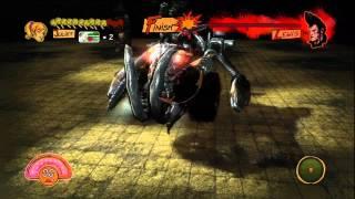 Lollipop Chainsaw - Stage 5 Boss: Lewis Legend