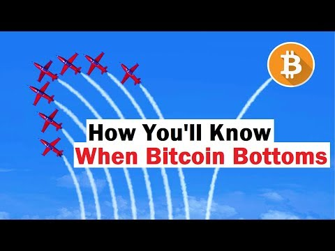 How You'll Know When Bitcoin FINALLY Bottoms