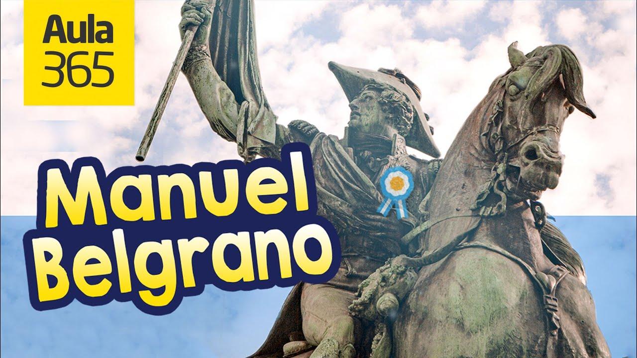 Manuel Belgrano y la Historia de la Bandera Argentina | Videos Educativos para Niños