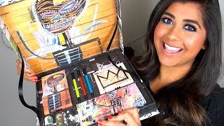 Urban Decay x Jean-Michel Basquiat Collection ♥ FULL COLLECTION REVIEW!