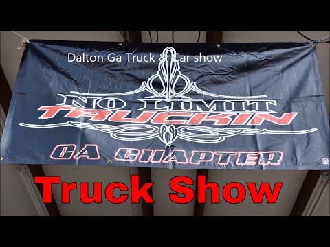 No Limit Truckin Dalton Ga Fairgrounds Truck Show 01