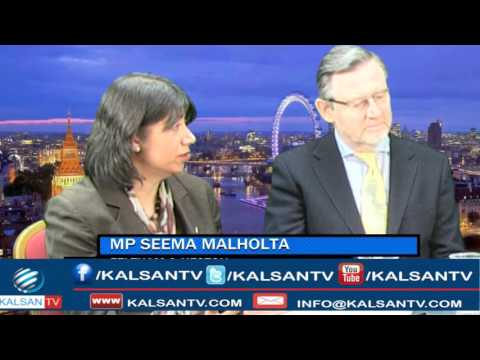 LONDON MAYORAL ELECTIONS KALSANTV
