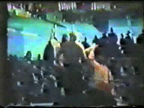 1970s Jackie Fargo vs Don Kent Mid America Title Memphis Wrestling