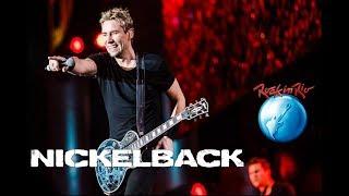 Nickelback - someday live at rock in rio 2013