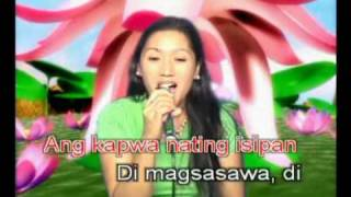Awitan sings karaoke: LAGING TAPAT
