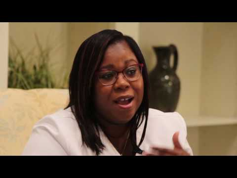 Nurse Anaede on Working with Nursing Center Residents