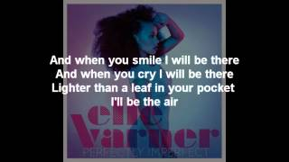 Elle Varner - Leaf Lyrics Video