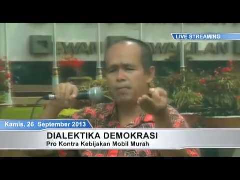 Dialektika Demokrasi Pro dan Kontra Mobil Murah 10) 7