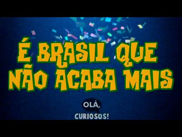 O TAXISTA MAIS CURIOSO DO BRASIL - É Brasil que Não Acaba Mais - Programa 56 - Olá, Curiosos! 2021