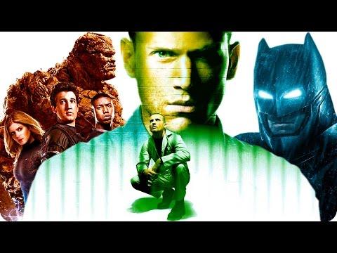 More Fantastic Four, More Batman, More Prison Break | PMI 185