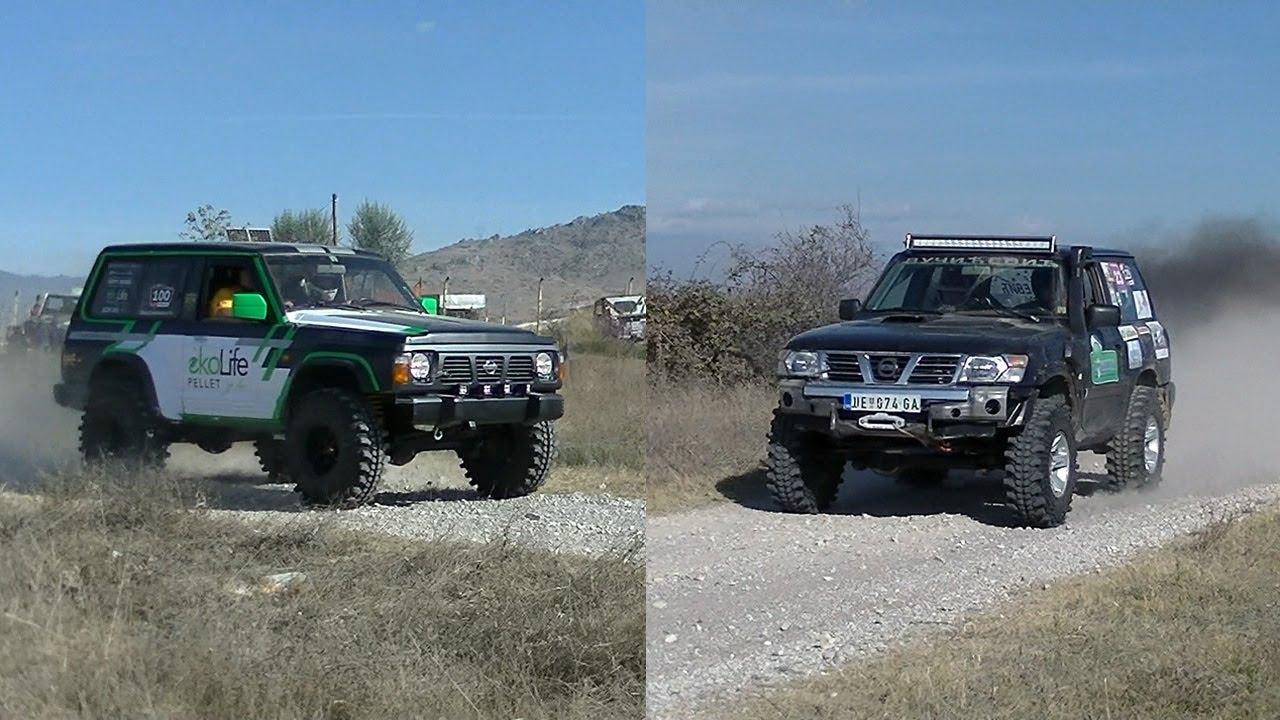 Nissan Patrol Y60 vs Nissan Patrol Y61